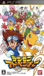 Digimon Aventure sur PSP