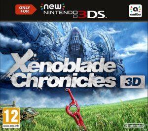 Jaquette de Xenoblades Chronicles 3D
