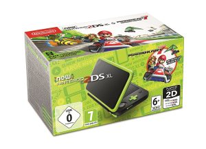 Bundle N2DS XL + Mario Kart 7