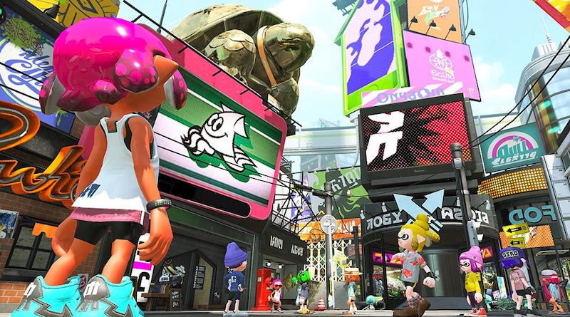 Chromapolis Splatoon 2