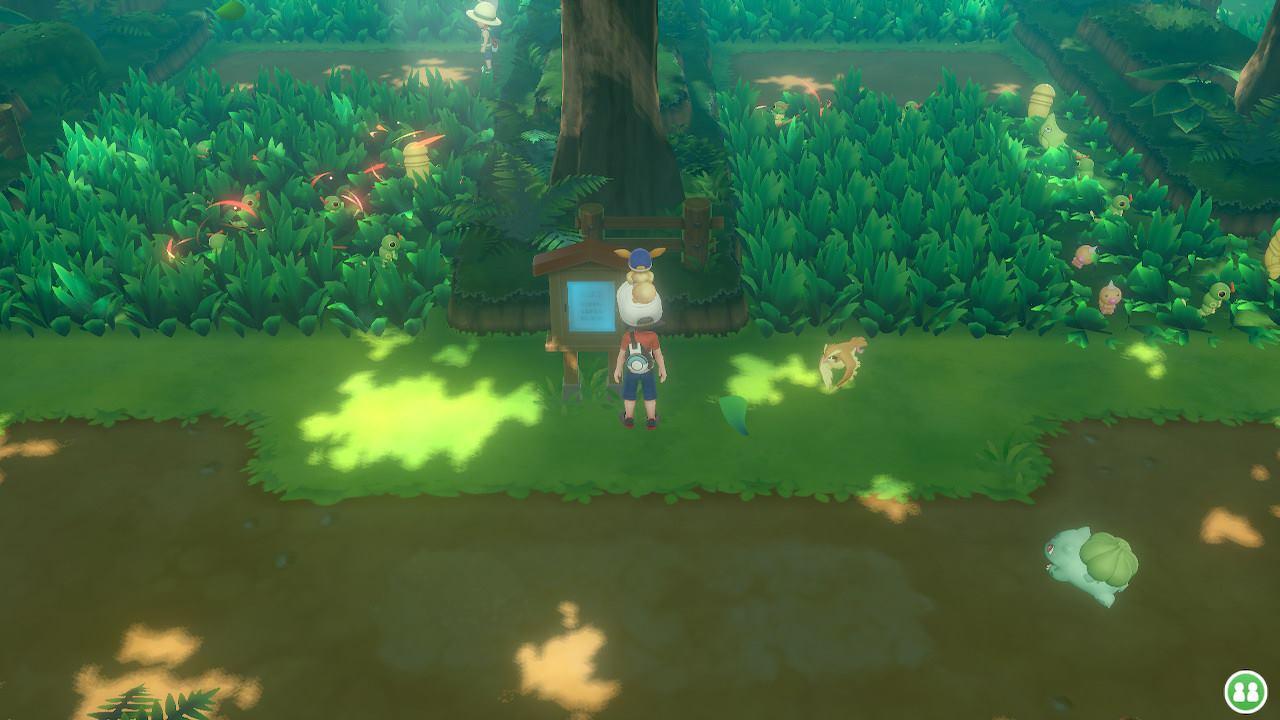 Session Combo Capture - Pokémon Let's Go