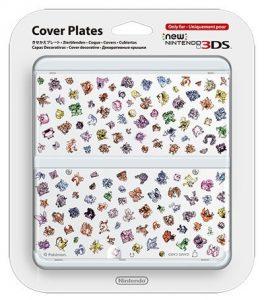 Cover Plate N3DS 20 ans Pokémon