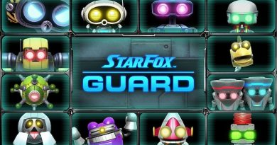 Chargement Star Fox Guard