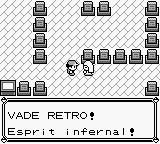 Rencontre avec un Exorciste - Pokémon Rouge
