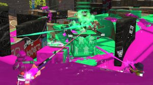 Défense de Zone - Splatoon 2