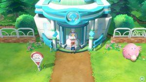 GO Park - Pokémon Let's Go