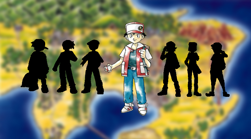 Héros des jeux Pokémon