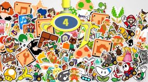 Illustration Nintendo Badge Arcade
