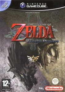 Jaquette GameCube de Twilight Princess