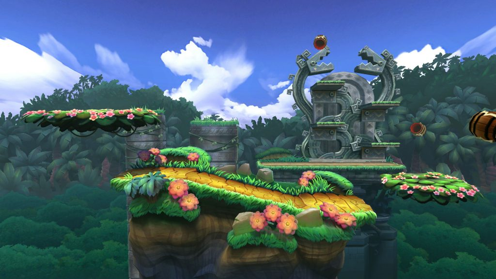 Jungle déjantée - Super Smash Bros. for Wii U