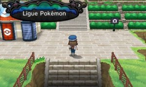 Ligue Pokémon de X & Y