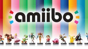 Line-up Amiibo
