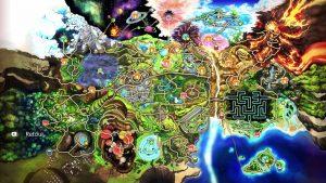 """Carte """"La Lueur du Monde"""" - Smash Ultimate"""