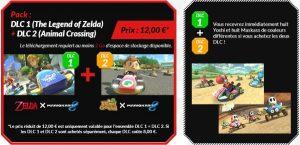 Présentation des DLC de Mario Kart 8