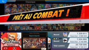Mode Classique - Smash Ultimate