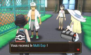 Multi-Exp - Pokémon USUL