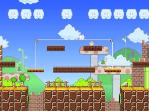 Mushroom Kingdom - Super Smash Bros Melee