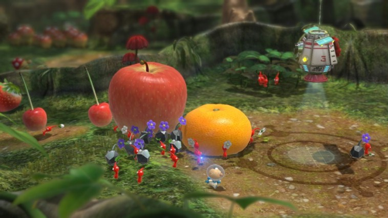 Pikmin 3 - fruits