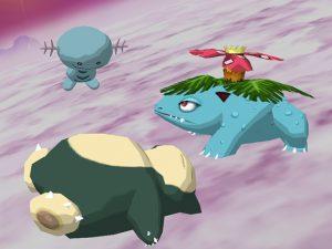Poké Flotte - Super Smash Bros. Melee