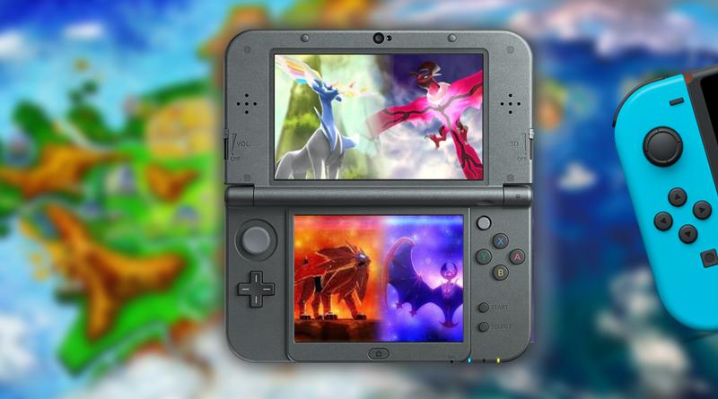 Pokémon sur 3DS