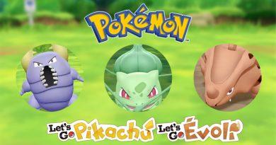 Pokémon chromatiques Let's Go