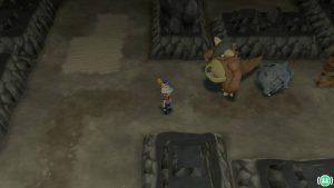 Pokémon sauvage dans l'overworld - Pokémon Let's Go