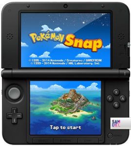 Montage Pokémon Snap 3DS - Tumblr de Pixels Turn Meon