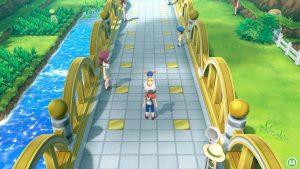 Pont Pépite - Pokémon Let's Go
