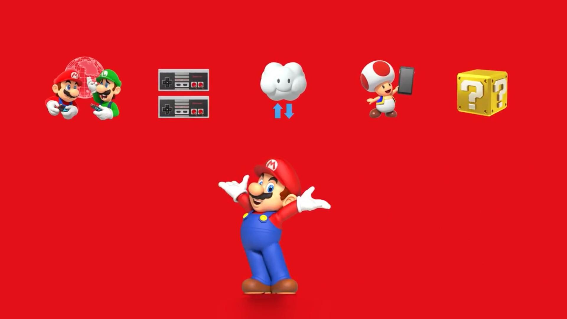 Présentation Nintendo Switch Online