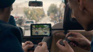 Présentation de la Nintendo Switch - Entrevue de Mario Kart 8 Deluxe