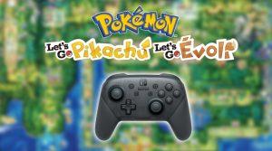 Pro Controller - Pokémon Let's Go