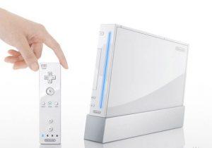 Premier visuel de la Wii