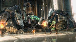 Zelda - demo E3 2011
