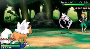 VS Blue - Pokémon Ultra Soleil/Lune