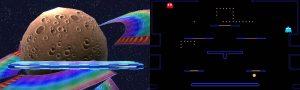 Route Arc-en-ciel & Pac-Maze - Super Smash Bros. for 3DS