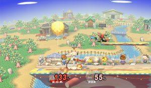 R.O.B. VS Fox - Super Smash Bros. Brawl