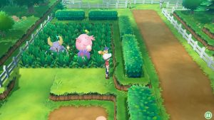 Scarabrute shiny apparaît - Pokémon Let's Go