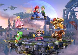 Sélection Mario - 30 persos Smash