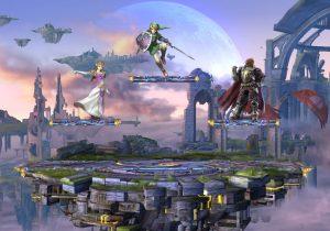 Sélection Zelda - 30 persos Smash