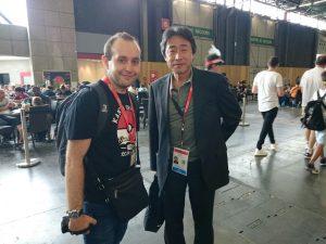 Satoru Shibata - Japan Expo 2017
