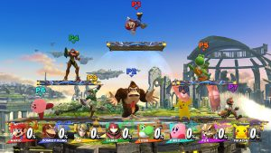 Matchs à 8 - Super Smash Bros. for Wii U