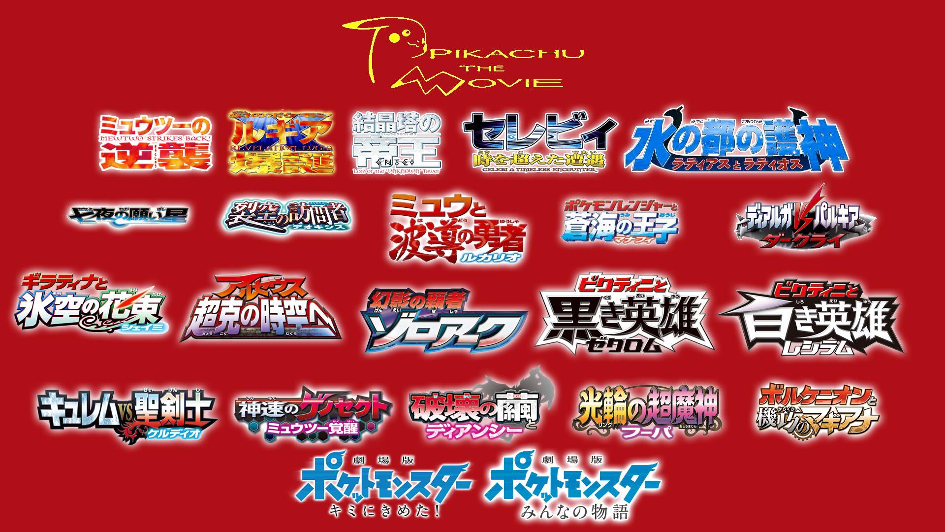 Logos des films