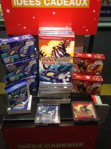 Pokémon Rubis Omega et Saphir Alpha - le guide, les 2DS collector et les jeux en boîte