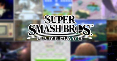 Stages manquants - Super Smash Bros. Ultimate