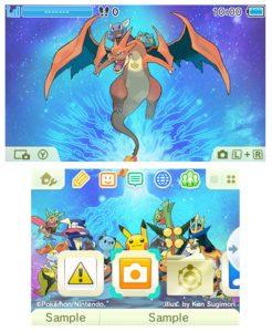 Thème 3DS - Pokémon Mega Donjon Mystère