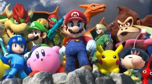 Persos Trailer Mii Smash Bros.