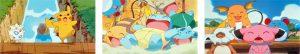"""Images """"Les vacances de Pikachu"""""""