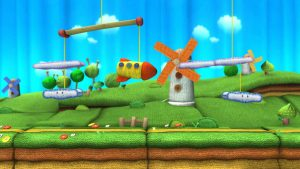 Woolly World - Super Smash Bros. for Wii U