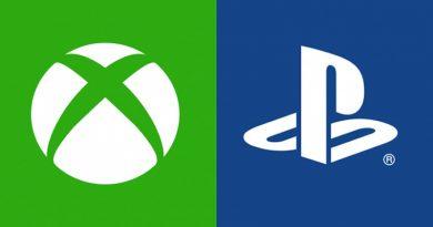 Logo Xbox et Playstation