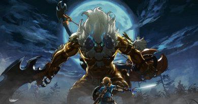 "Artwork ""Les épreuves légendaires"" - Zelda Breath of the Wild"
